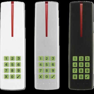 lecteur et clavier de proximite 4 fils scelle pour interieure/exterieur R915