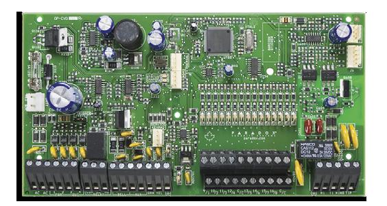 panneau de controle SP7000