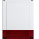 sirene sans fil avec lumiere stroboscopique integre SR150
